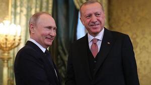 Son dakika haberleri: Cumhurbaşkanı Erdoğan ile Putin bir araya gelecek