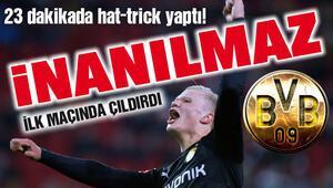 8 gollü maçta Erling Haaland şov