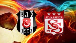 Canlı | Beşiktaş Sivasspor