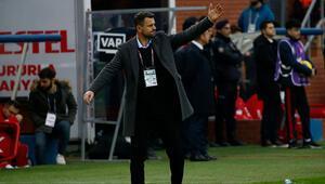 Trabzonspor Teknik Direktörü Hüseyin Çimşir: Direnci kırdık