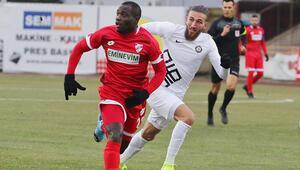 Boluspor 0-2 Osmanlıspor