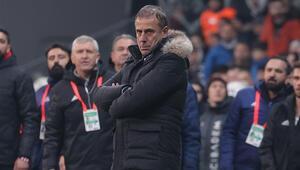 Abdullah Avcı: Beşiktaş taraftarından özür dilerim