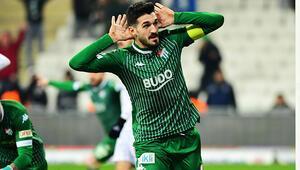 Bursaspor 2-1 Fatih Karagümrük