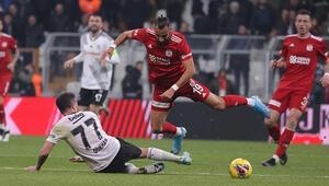 Beşiktaş-Sivasspor maçından öğrendiğimiz 5 gerçek