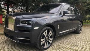 Rolls Royce Cullinan fiyatıyla şaşırtıyor