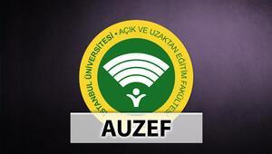 İÜ AUZEF sınav sonuçları açıklandı iptal olan sorular ile ilgili duyuru geldi