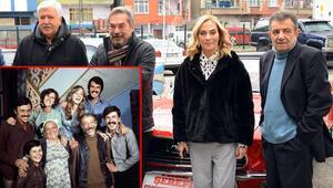 Aile Şerefi oyuncuları 44 yıl sonra bir araya geldi