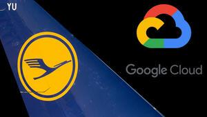 Lufthansa ve Google Cloud'dan stratejik iş birliği