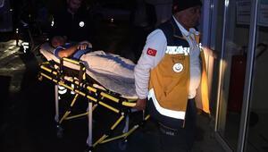 Kütahyada 11 fabrika işçisi, zehirlenme şüphesiyle hastaneye kaldırıldı