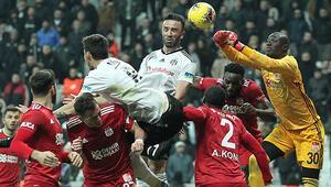 Beşiktaş bir yükseliyor, bir düşüyor