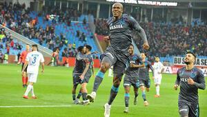 Trabzonspor gol yollarında Avrupanın devleriyle yarışıyor