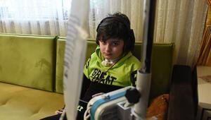 303 ameliyat geçiren Kayra için yardım kampanyası