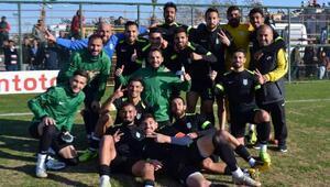 Manavgat Belediyespor galibiyetle başladı