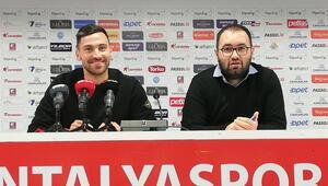 Son Dakika | Antalyaspor, Sinan Gümüşü resmen açıkladı