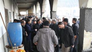 Başkan Eroğlu: Yazmacılar sitesi esnafımızın yaralarını saracağız