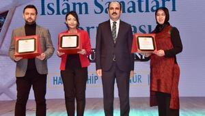 Konyada 420 bin lira ödüllü İslam Sanatları Yarışması