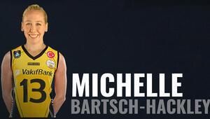 VakıfBank Michelle Bartsch-Hackleyi transfer etti