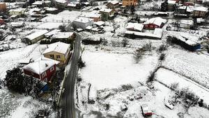 Son dakika haberi Dikkat... Tarih verildi İstanbulda kar başladı