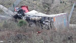 Son dakika haberi: Kuzey Marmara Otoyolunda kaza