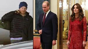 Kardeşi artık çok uzakta: Harry yeni evine gitti, William sarayda tek başına