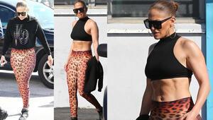 Jennifer Lopez: Öncesi ve sonrası