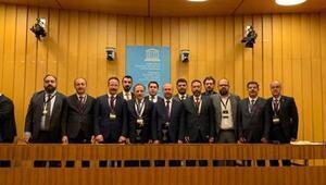 SEDEP'E Uluslararası ödül