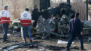 İran Ukrayna uçağının iki füzeyle vurulduğunu doğruladı
