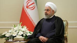 Ruhani: ABD, İsrailin politikalarını uygulayan bir yönetim haline geldi