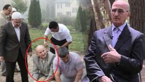 Fotoğraflara rağmen FETÖ elebaşıyla görüştüğünü inkar etti