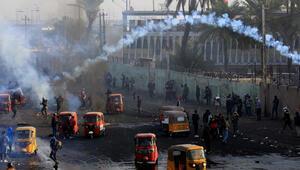 Iraktaki gösterilerde can kaybı artıyor