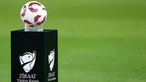 Ziraat Türkiye Kupası çeyrek final ne zaman Final tarihi belli oldu