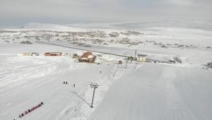 Abalı Kayak Merkezi sezonu açamadı