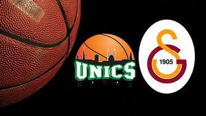 UNICS Kazan Galatasaray Doğa Sigorta maçı saat kaçta ve hangi kanalda