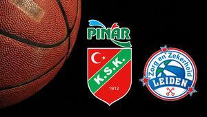 Pınar Karşıyaka Leiden maçı ne zaman saat kaçta ve hangi kanalda