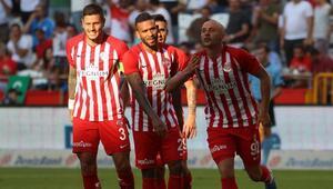 Son dakika | Antalyasporda Aatif Chahechouhe ve Diego ile yollar ayrılıyor
