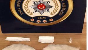 Bursada uyuşturucu operasyonu: 12 gözaltı