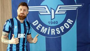 Son Dakika Transfer Haberleri | Okan Alkan resmen Adana Demirsporda