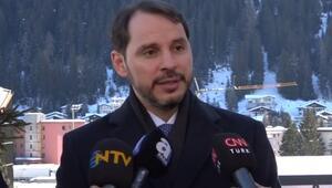 Son dakika... Davos Zirvesinde ikinci gün... Bakan Albayrak: Türk varlıklarına güvenenler ciddi anlamda kazandı