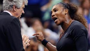 Serena Williams Avustralya Açıkta da kıyafetiyle olay yarattı