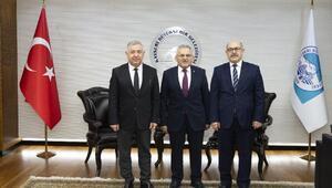 Devlet Tiyatroları Genel Müdür Yardımcısı Erdeğer, Kayseride