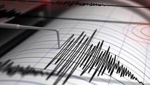 Manisada üst üste depremler