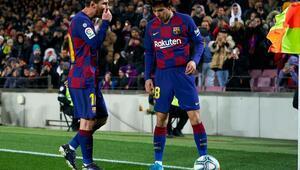 Barcelonanın yeni Lionel Messisi: Riqui Puig