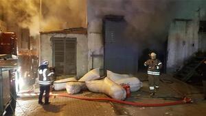 Son Dakika: Son dakika haberi: İstanbulda korkutan yangın Çok sayıda ekip sevk edildi