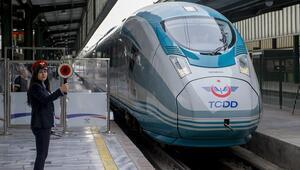 Yüksek Hızlı Trene zam yapıldığı ile ilgili haberlere TCDDden son dakika açıklama