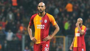 Galatasarayda Steven Nzonzinin menajeri, transfer için Londraya gitti