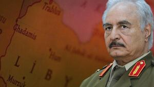 Son dakika haberi: Hafter güçleri, Trablus ve çevresini uçuşa yasak bölge ilan etti