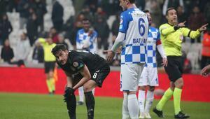 Beşiktaşa büyük şok Evinde de yenildi...