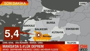 DHA muhabiri canlı yayında son durumu aktardı