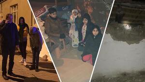 Halk sokakta Kriz masası oluşturuldu