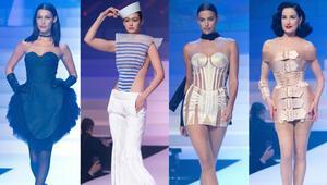 Paris Moda Haftası: Jean Paul Gaultier Defilesi